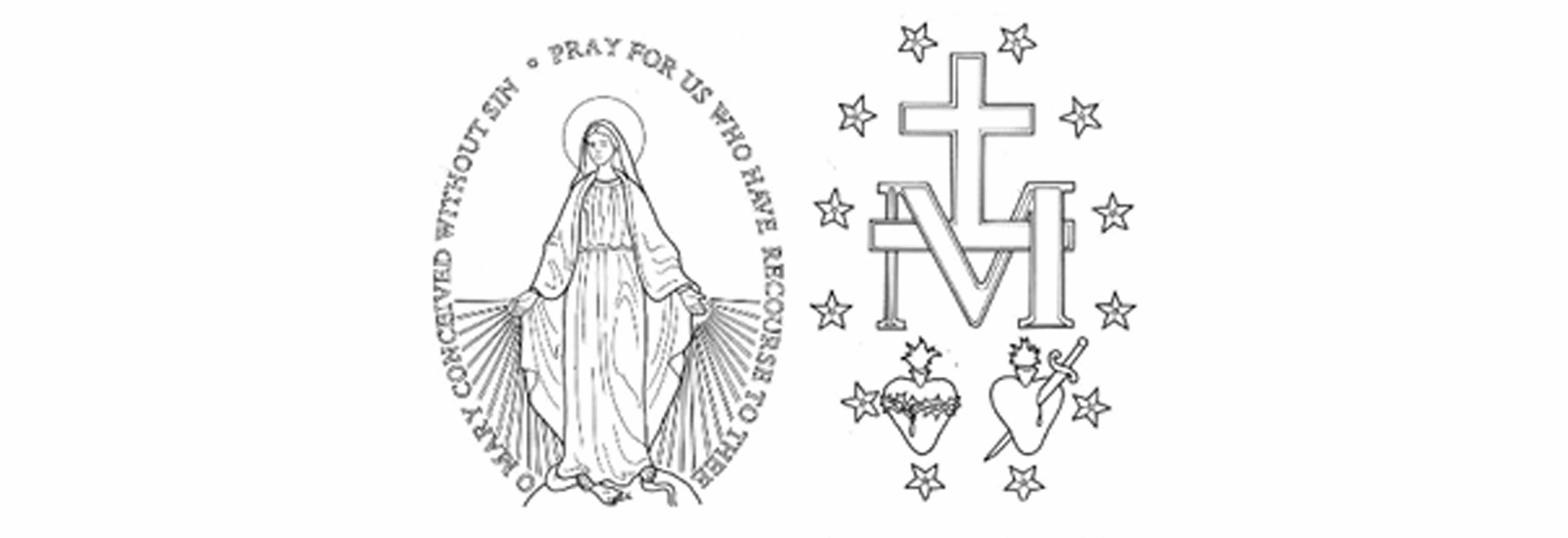 miraculous medal version 3